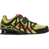 Inov 8 Fastlift 335 Shoe - Men's Lime/Black/Red,