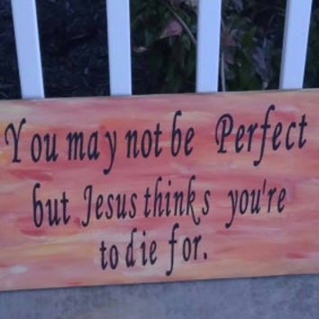 Religious sign-inspirational sign-jesus sign-inspirational decor