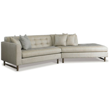 Keaton Angled Sectional Sofa