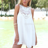 Hampton Lace Dress