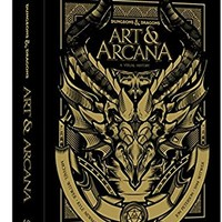 Dungeons and Dragons Art and Arcana [Special Edition, Boxed Book & Ephemera Set]: A Visual History Special Edition