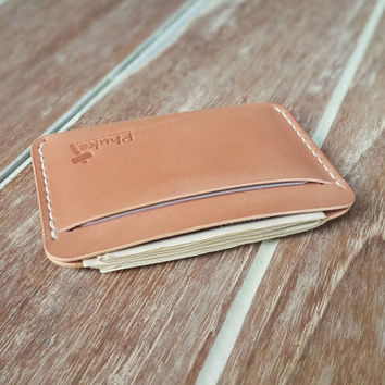 PERSONALIZED wallet, Handmade wallet, Best gift, Birthday gift, Husband gift, Boyfriend gift, Gift for Dad #1704