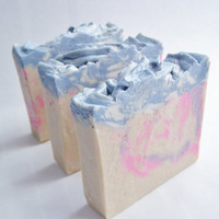 Unicorn Poop Soap with Goat's Milk and Silk