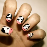 nails and such. | got milk