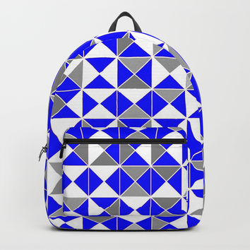 Deco Geo 18 Backpack by Zia