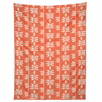 Heather Dutton Abadi Coral Tapestry
