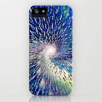 Into the Void iPhone & iPod Case by Peter Gross