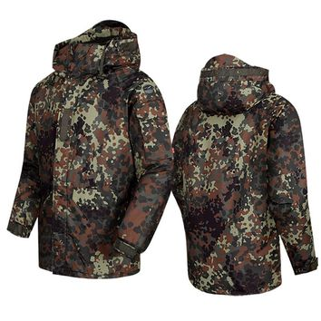 "New Premium ""SouthPlay"" Winter Season Waterproof 10,000mm Warming Ski & Snowboard Digital Camo Army Military Jackets"