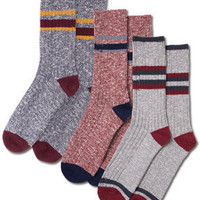 NEW! Men's Organic Crew Socks: Soul-Flower Online Store