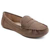 Women's Mallory Genuine Suede Loafers : Target