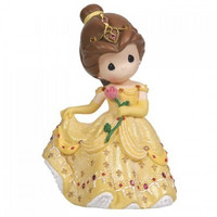 Girl As Belle - Rotating Musical - Precious Moments