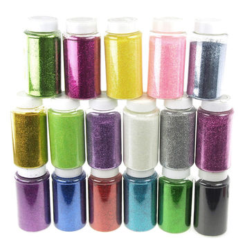 Fine Glitter, 1-pound Bottle BULK