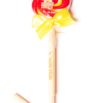 Sanrio Hello Kitty Lollipop Ballpoint Pen