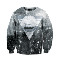 Ghost Spaceship Sweatshirt