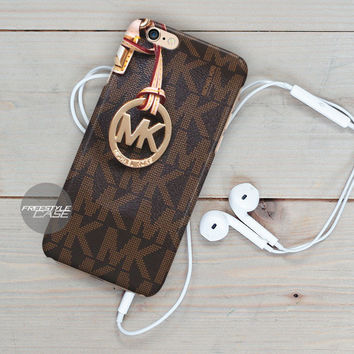 Michael Kors Sweet Brown iPhone Case Cover Series