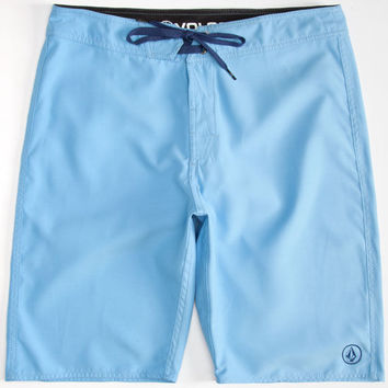 Volcom 38Th St Mens Boardshorts Light Blue  In Sizes