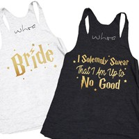 Harry Potter Bachelorette Tank