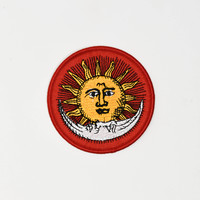 Grateful Dead Sun and Moon Patch