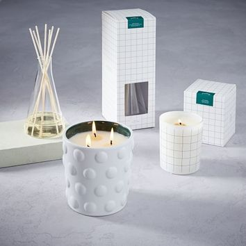 Northern Lights Candles + Diffuser - Pine