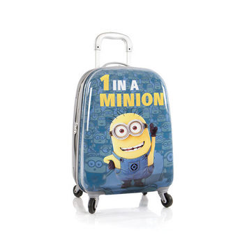 Despicable Me - The Minions Tween Spinner Luggage Case