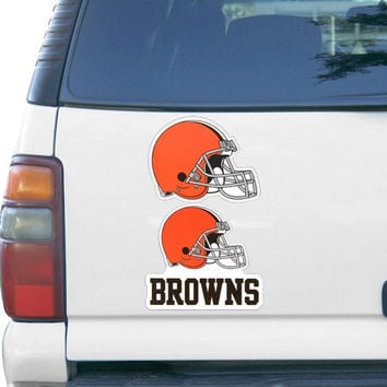Cleveland Browns Double Magnet Pack