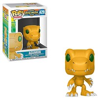 Agumon Funko Pop! Animation Digimon