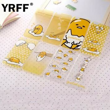 New cartoon gudetama Case for iphone 5s 5 6 6s plus Egg soft TPU Back covers for iphone 5 5s SE 6s 6 plus phone case