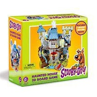 Scooby-Doo Haunted House Game