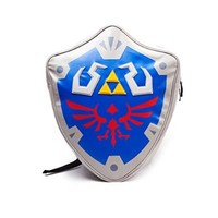 Bioworld Legend of Zelda Link's Shield 3D Backpack (Link)