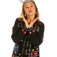 #Blessed Ugly Christmas Sweater