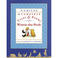 Winnie-the-Pooh The Complete Tales & Poems Book | Disney Store