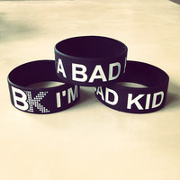 Rave Gear - Im A Bad Kid Bracelet - Bad Kids Clothing – Bad Kids Clothing