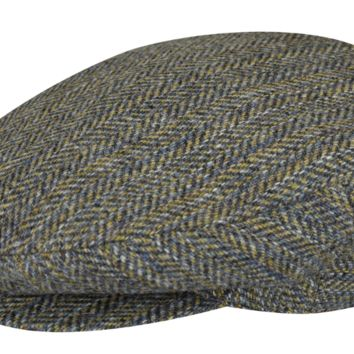Bailey Lord Stripe Herringbone Ivy Cap