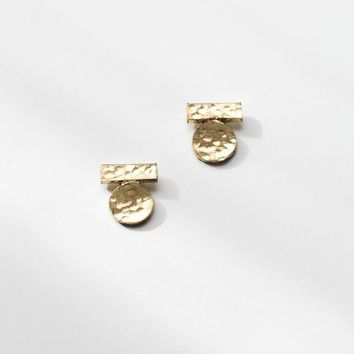 Rover & Kin - Omega Stud Earrings