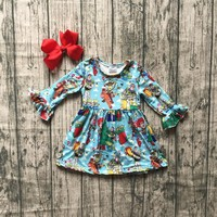 Toy Story Holiday Christmas Dress