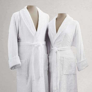San Martino Egyptian Cotton Terry Robe