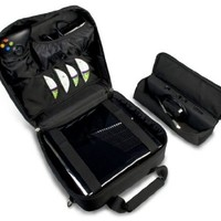 Xbox 360 Slim / Xbox 360 E and Kinect Carrying Case