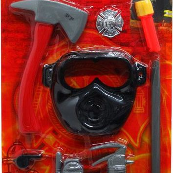 Firefighter Playset - CASE OF 24