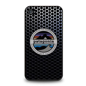 PATAGONIA FISHING BUILT TO ENDURE iPhone 4 / 4S Case Cover