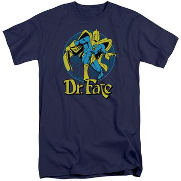 Dc - Dr Fate Ankh Short Sleeve Adult Tall Shirt Officially Licensed T-Shirt