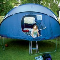 Trampoline Tent with Free Delivery
