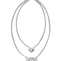 Jules Smith | Double Layered Antique Necklace