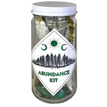 Ritual Kit Abundance and Wealth Kit