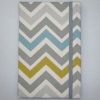 Kindle Cover, Kindle Touch Cover, Kindle Fire Cover, Kindle Paperwhite Cover, Nook Cover, iPad Mini Cover, Tablet Hardcover Case, Chevron