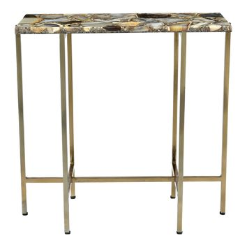 Agate Accent Table Multi