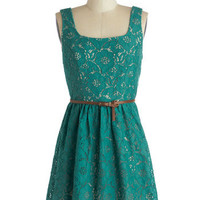 Lace to the City Dress
