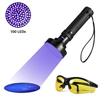 Dog UV Handheld Ultraviolet Flash Light