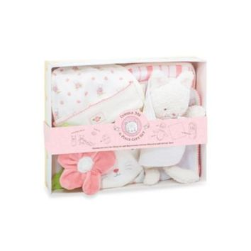 Bunnies By The Bay 6-Piece Kitty Cuddle Me Gift Set