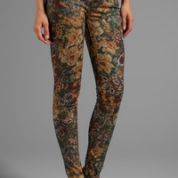 7 For All Mankind The Skinny in Digital Tapestry