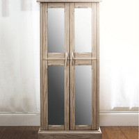 Hives & Honey Chelsea Mirrored Jewelry Armoire | Dillards